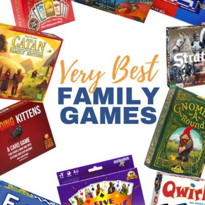 Best Family Games on Amazon