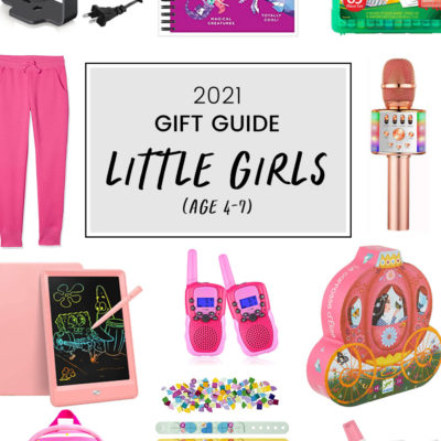 Gift Guide for Little Girls (Age 4-7)