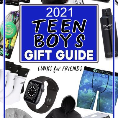 Teenage Boys Gift Ideas