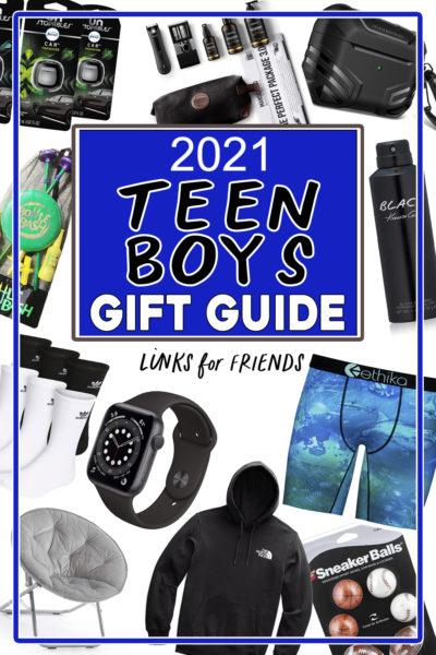 teenage boy gift ideas